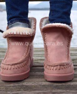 botas rosas que barbara