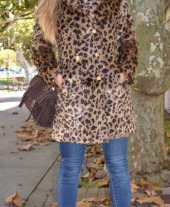 abrigo leopardo que barbara