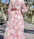 vestido largo bohemio que barbara