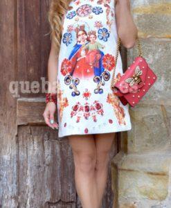 vestido barroco dolce que barbara