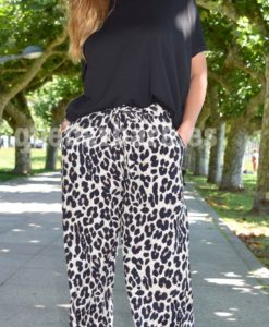 pantalon leopardo que barbara
