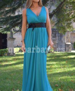vestido griego que barbara