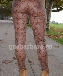 pantalon serpiente que barbara