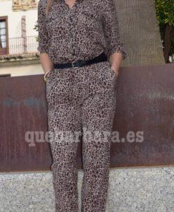 mono leopardo que barbara
