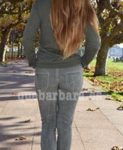 pantalon verde que barbara