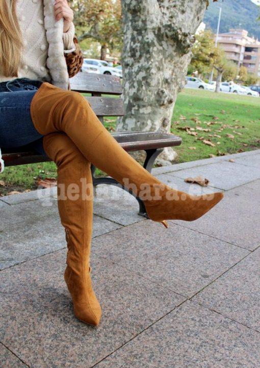 botas altas que barbara