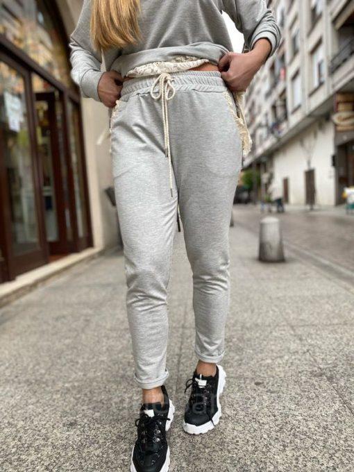 pantalon chandal que barbara